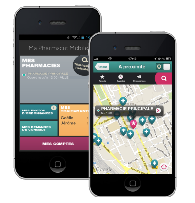 pharmacie mobile